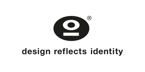 design reflects identity designer slogan